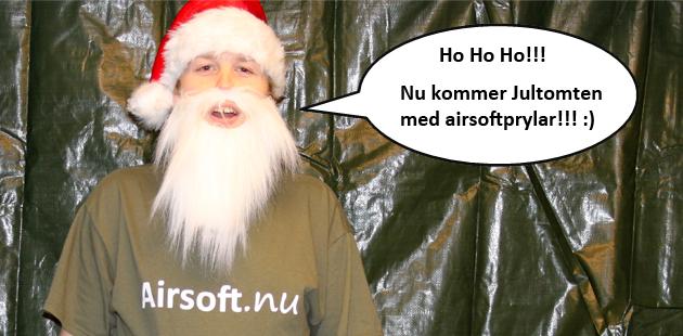 Jultomten på Airsoft.nu
