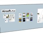 Inför AirsoftExpo Göteborg 2012