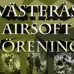 Airsoftloppis och spel i Västerås 31 mars