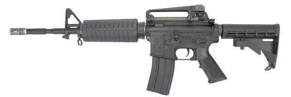 King Arms Colt M4A1 Ultra Grade