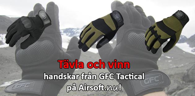 Vinn handskar från GFC Tactical