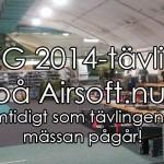 AEG 2014-tävling på Airsoft.nu