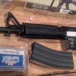 13:e december: G&G Colt M16A4 (GR16 R4) från AirStrike