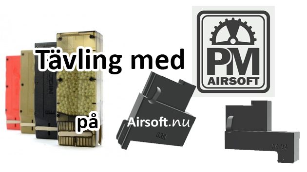 Tävling med PM Airsoft