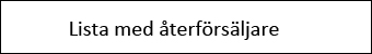 Lista med återförsäljare