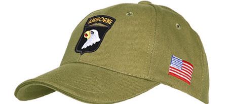 Alla som gillar oss får en kostnadsfri Airborne 101-keps (värde 129 kr) i samband med beställning.