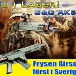 Frysen Airsoft: AK5C i lager