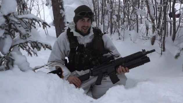 Tacticalstore: Gunshow - AK5C