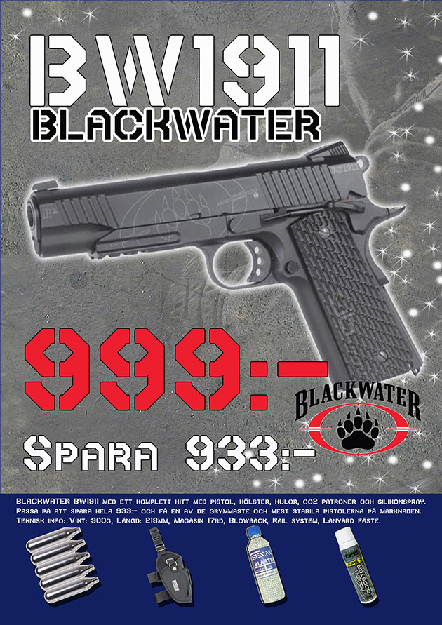 Blackwater BW1911