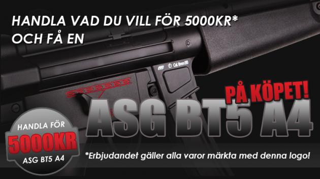 ASG BT5 A4 på köpet hos Cybairgun!