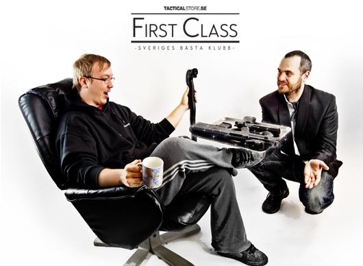Tacticalstore First Class kundklubb