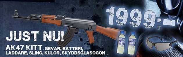 AK47 kampanj