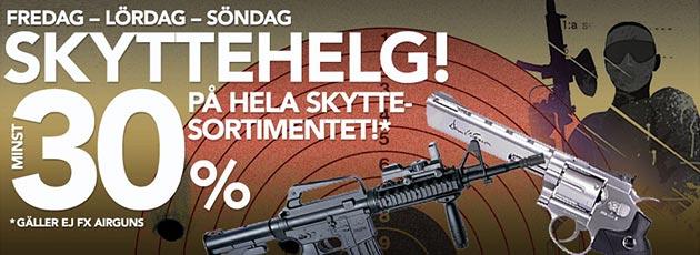 Hobbex Skyttehelg