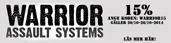 Warrior Assault Systems-kampanj