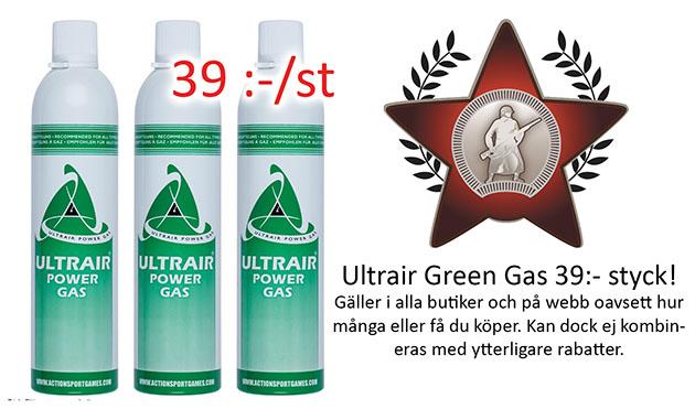 Röda Stjärnan kampanj på Ultrair