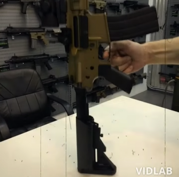 black ops m4 recoil
