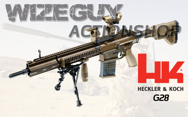 H&K-G28