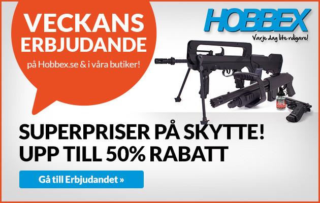 VE40-1509-SKYTTE-HOBBEX