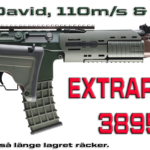 Tacticalstore säljer G&G GK5D för 3895kr