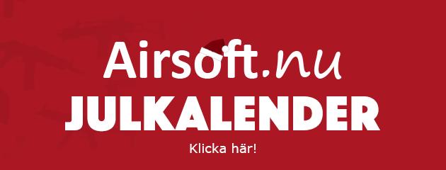Julkalender på Airsoft.nu