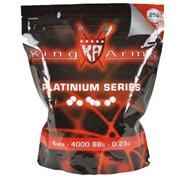 1 påse King Arms Platinum 0,25g 4000