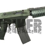 Striker Airsoft: AK5 + M90 Fältuniform
