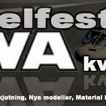 Frysen Airsoft: KWA kväll / Spelfest 27 mars