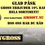 ArmyGross önskar Glad Påsk!