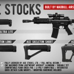 Madbull ACE Fully Licensed Stocks