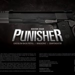 SOCOMGEAR Punisher 1911 2-Tone