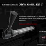 SocomGear CheyTac M200 CO2 Bolt