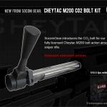 SocomGear CheyTac M200 CO2 Bolt