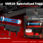 Action Army VSR10 Specialized Trigger