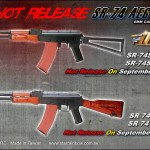 Nya AK74 från SRC