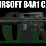 Bolt Airsoft B4A1