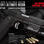 SocomGear LES BEAR CUSTOM 1911