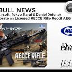 Madbull Tokyo Marui Recce Rifle Recoil AEG