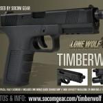 Socom gear Lone wolf Timberwolf glock