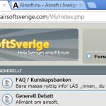 Föreningen AirsoftSverige är nerlagd