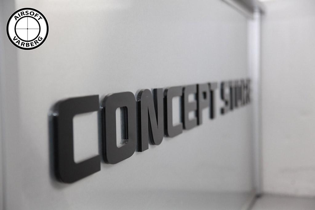 Falkenberg Concept Store airsoft nu nyheter falkenberg