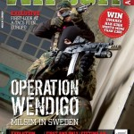 Reportage om Operation Wendigo i tidningen Airsoft Action Magazine