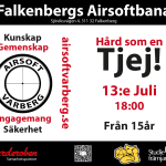 Airsoft Varberg: Hård Som En Tjej Fredagen den 13:e Juli 18:00