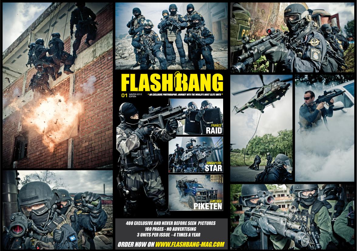 FLASHBANG magazine