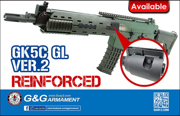 G&G GK5C GL Version 2