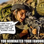 4:e Airsoft Players' Choice Awards