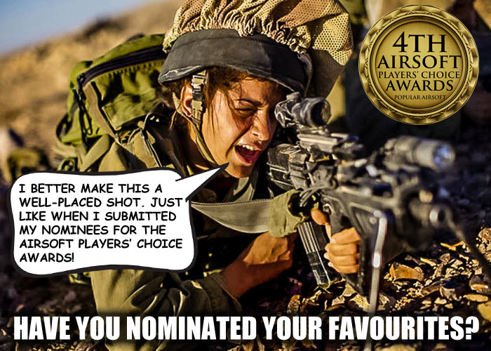 Airsoft Players' Choice Awards