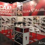 IWA 2014: King Arms och CAA Airsoft