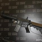IWA 2014: Gunfire och Specna Arms
