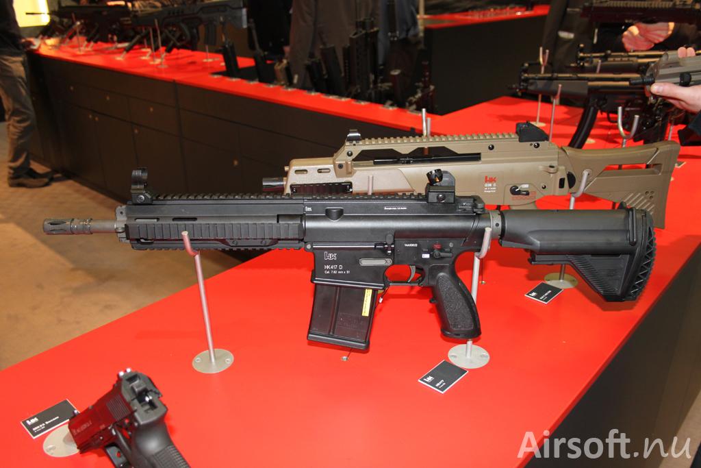 Heckler & Koch HK417.