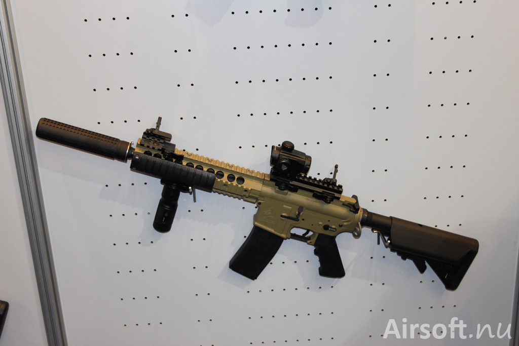 BO Dynamics M4 BAW (Blow-Back Adaptive Weapon) AEG